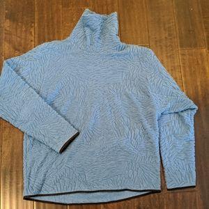 Rare Lulu Textured Turtleneck Sweater 🙌